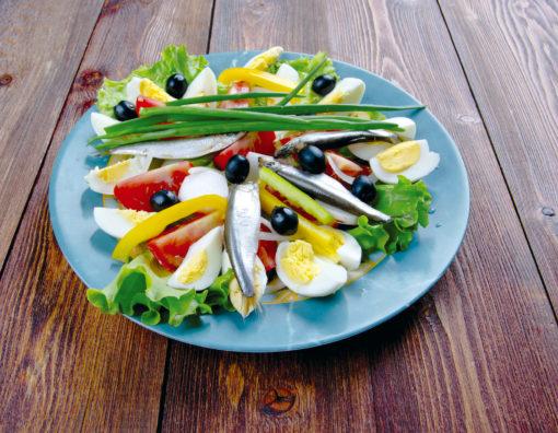 salade niçoise herbes de Provence