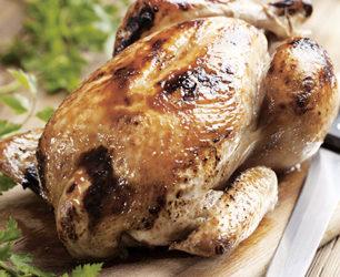Poulet rôti – Assaisonnement Ail Poivre
