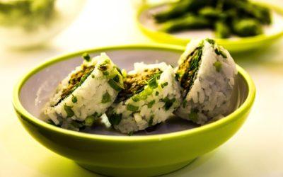 California rolls mélange aux algues