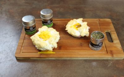 Recette vidéo: Idée de brunch Cloud eggs