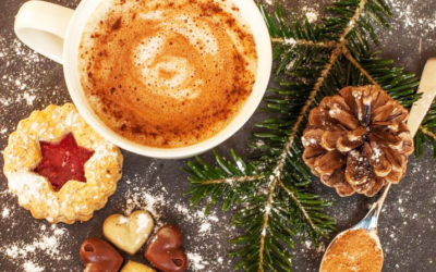 Chocolat chaud de Noël aux épices