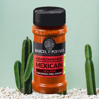 Assaisonnement mexicain BIO