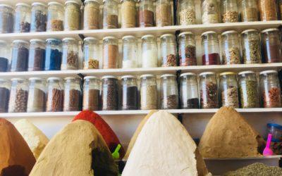 À la découverte de la gastronomie Orientale