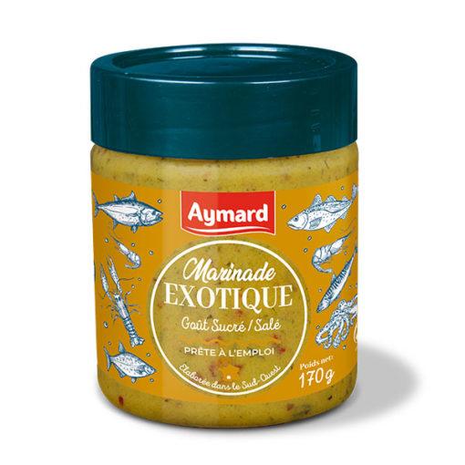marinade exotique