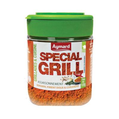 assaisonnement spécial grill