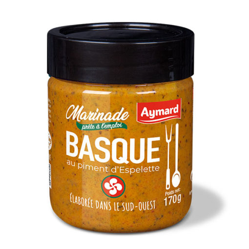 Marinade basque
