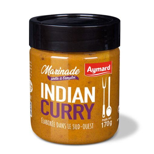 marinade Indian curry