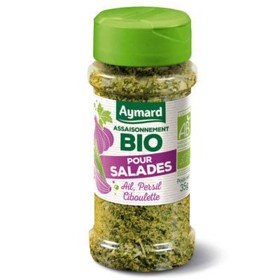 assaisonnement pour salades BIO