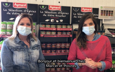 Qui se cache derrière Marcel et Poivres ? Rencontrez Manon & Mathilde !
